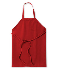 Thermometer Pocket Aprons (Red) as Shown in the UniFirst Uniform Rental Catalog