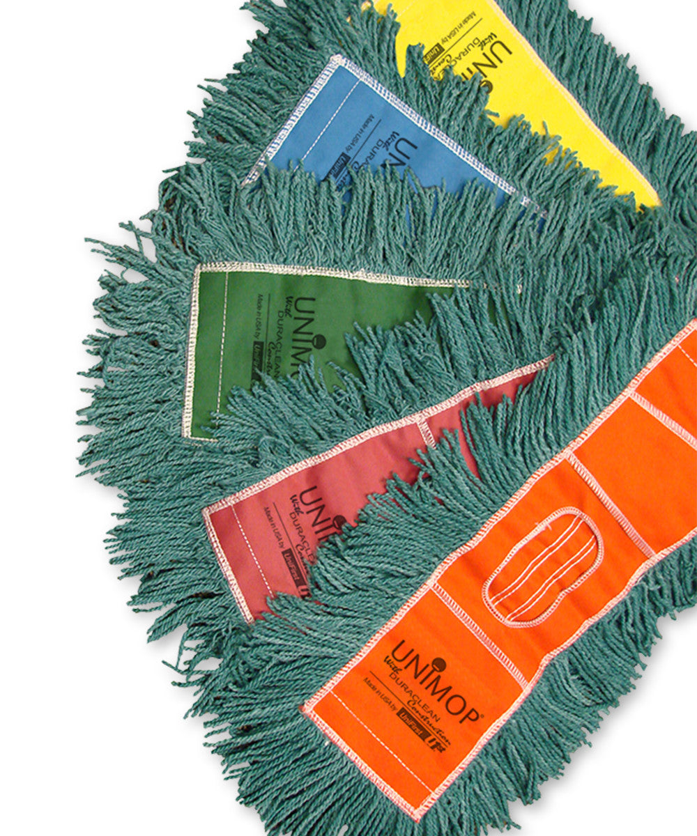 UniMop® Synergy Twist Dust Mops Service with Laundering