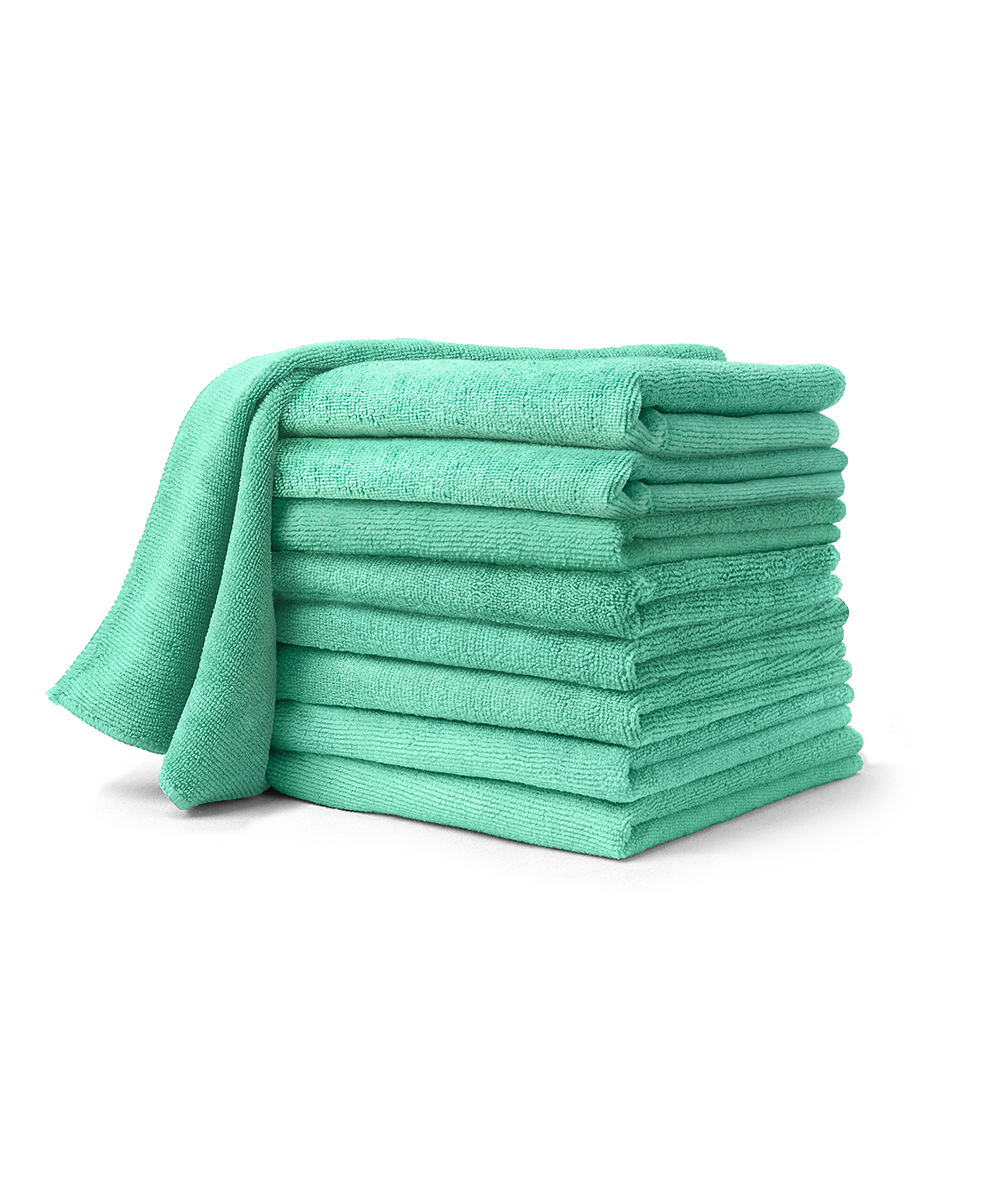 "Multi-Purpose Microfiber Cleaning Towels  16"" x 16"""