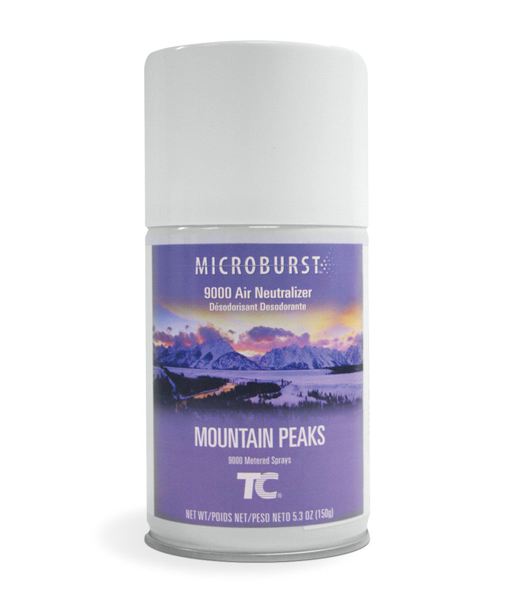 Microburst® 9000 Refills - Commercial Odor Control