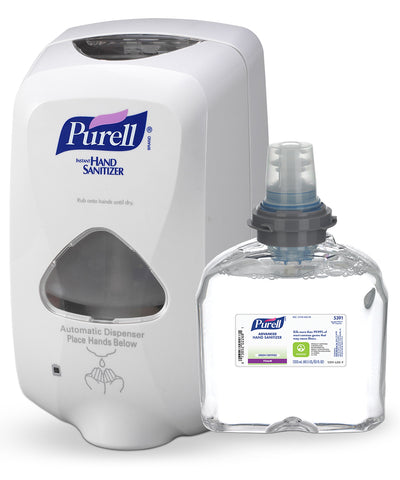PURELL® Advanced Hand Sanitizer Green Certified Foam (1200 mL, Touchless)