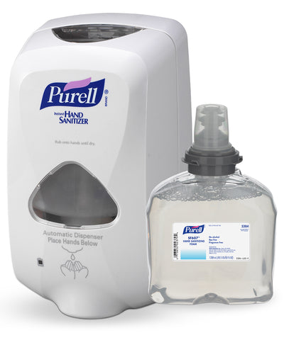 PURELL® SF607™ Hand Sanitizer Foam Non-Alcohol Formula (Touchless 1200 mL)