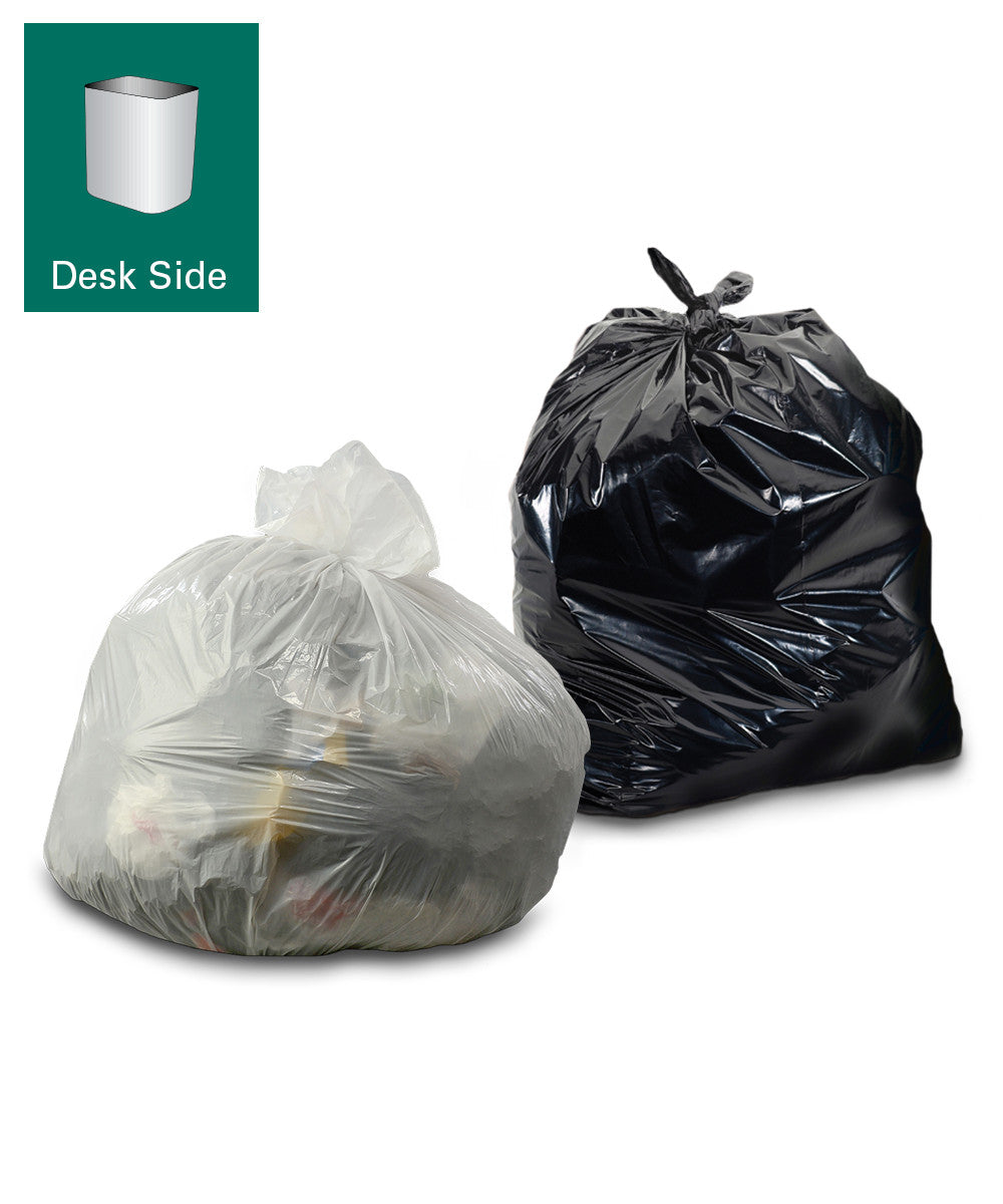8 Gallon Desk Side Trash Can Liners (Canada only)