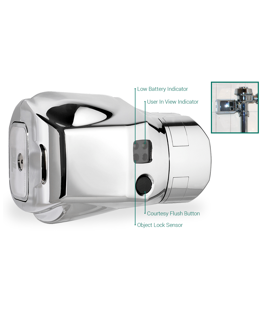 Auto Flush® Automatic Toilet and Urinal Flushing Systems