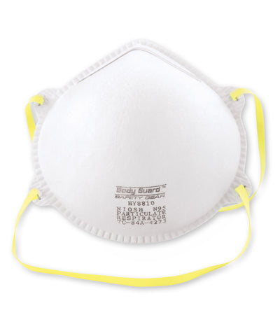 N95 Dust Masks