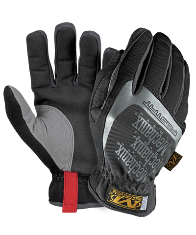 Mechanix® FastFit® Utility Gloves as shown in the UniFirst Safety Products & PPE catalog.