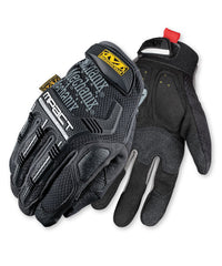Mechanix Wear® M-Pact® Shock Absorption Gloves as shown in the UniFirst Safety Products & PPE catalog.