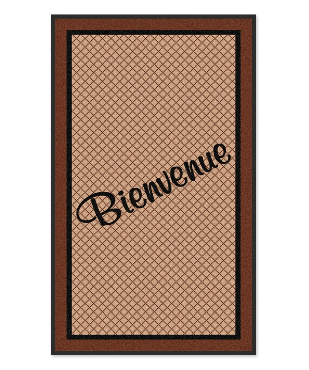 Bienvenue Mats (French Welcome Mats)