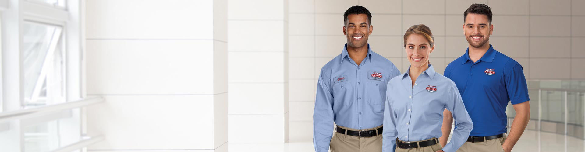 Browse our online catalog and choose from work uniforms, facility service products, and safety apparel and PPE