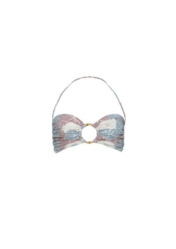 Sand Dollar Halter Tube Top