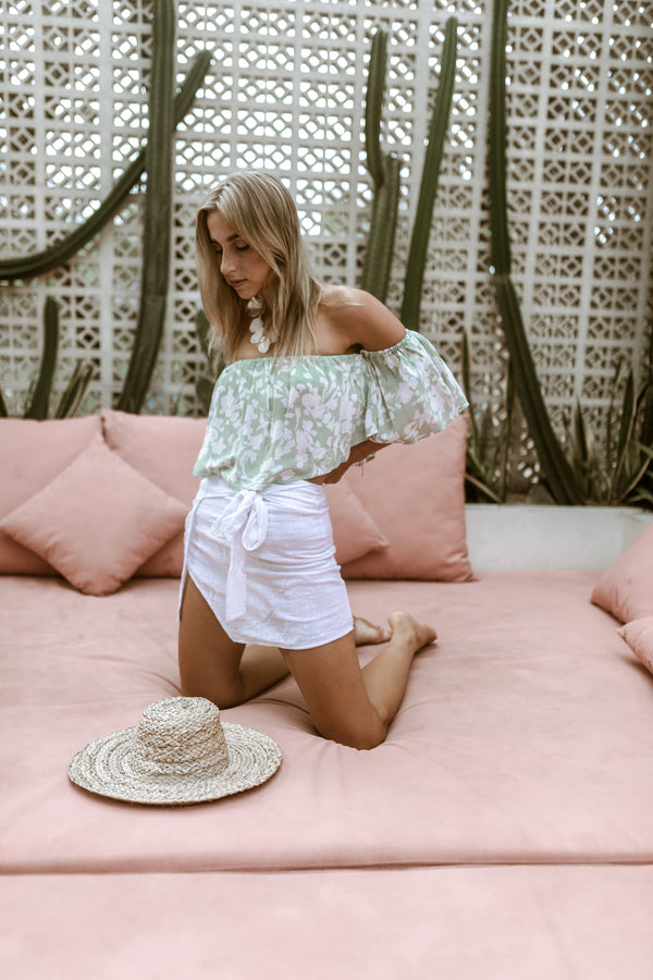 Sorrel Gypsy Top