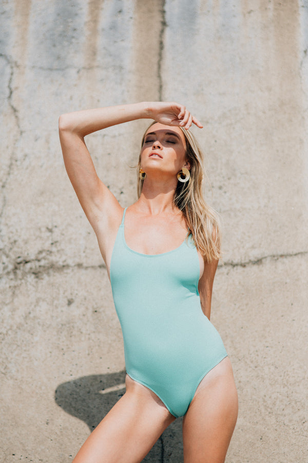 Mint Paradise Swimsuit