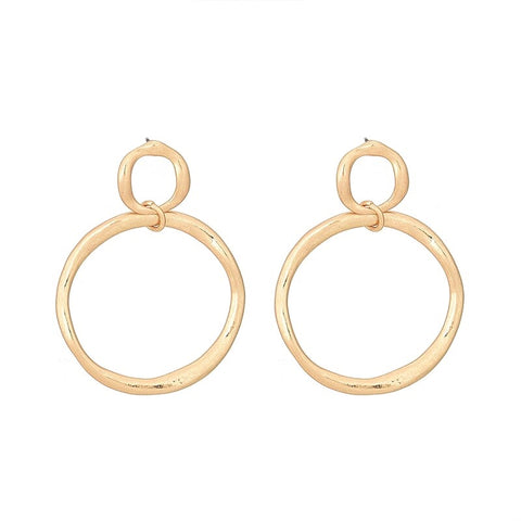 Milano Hoop Earrings