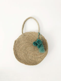 Natural Round Shopper