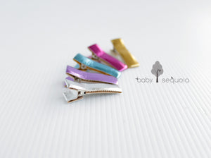 Baby Sequoia Basic Clip set