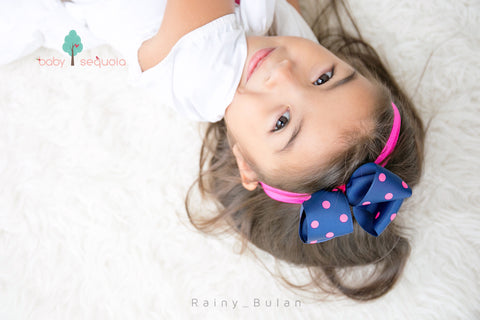 Baby Sequoia Boutique Bow Headband
