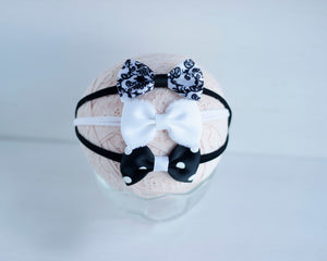 Baby Sequoia First Bow Set