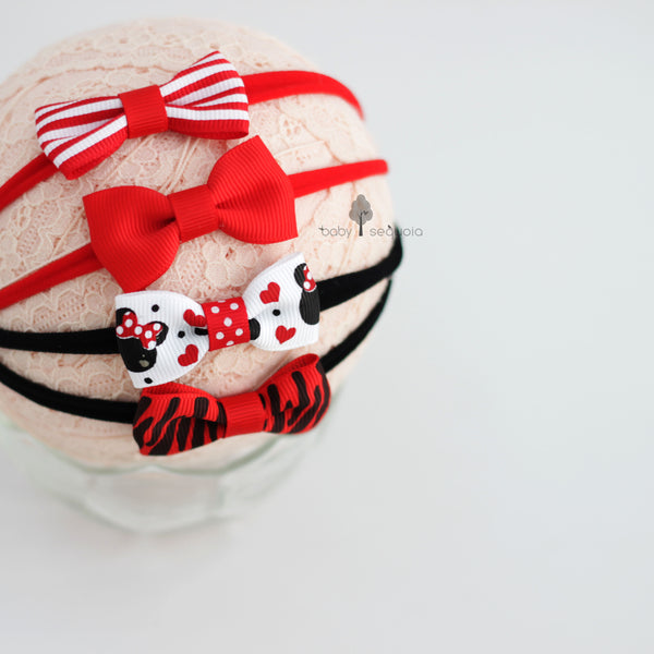 Baby sequoia : Newborn must have bow