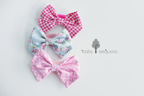 Baby sequoia : Sailor Bow