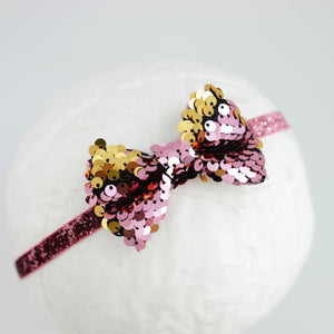 Baby Sequoia Sassy Bow - Small