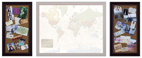 Travel Memento Boards