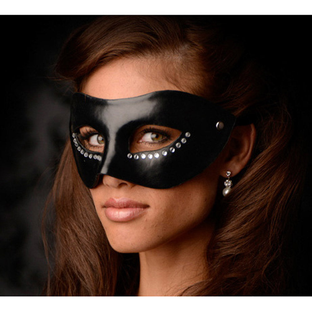 The Luxoria Masquerade Mask  - , XR Brands, RossCo Online Sex Shop - 1