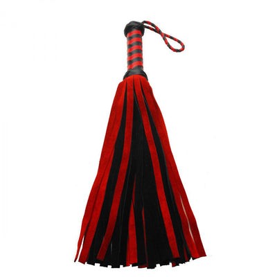 Strict Leather Short Suede Flogger