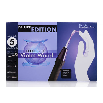 Zeus Deluxe Edition Twilight Violet Wand Kit