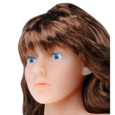 Come On Me Carmen 3D Love Doll with Head