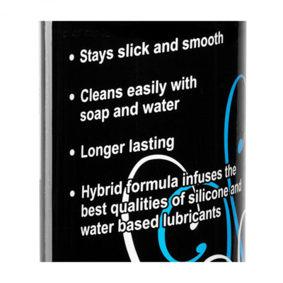 Hybrid Water and Silicone Blend Lubricant