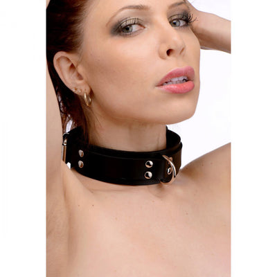 Slim Line Rubber Collar