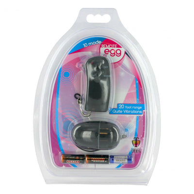 Trinity 10 Speed Remote Control Vibrating Egg
