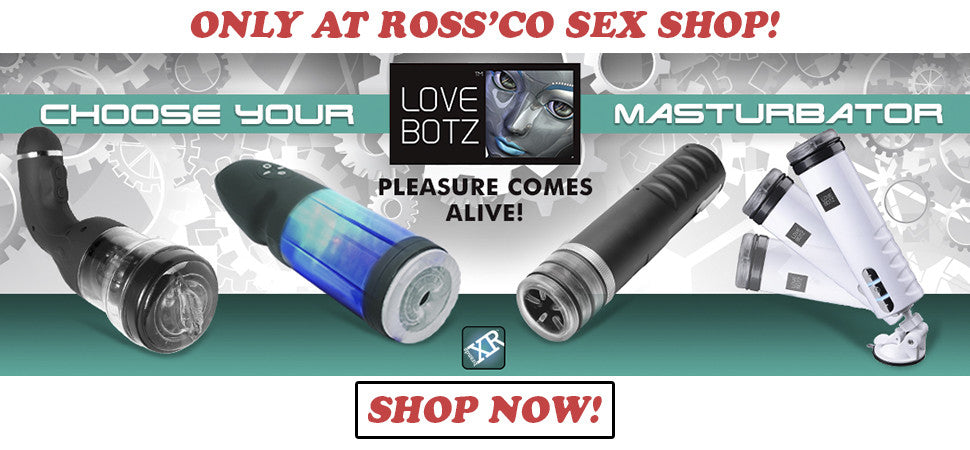 Sex machines  | RossCo Sex Shop
