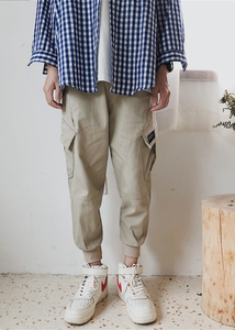 Casual Pants V1 (Khaki)