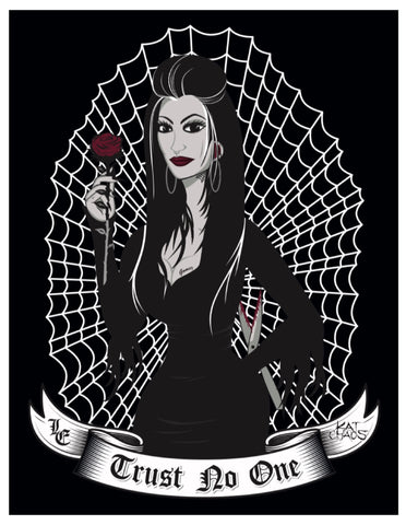 LA MADRÈ • MORTICIA
