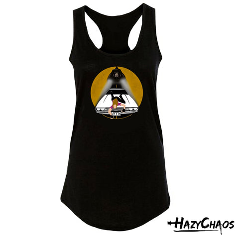 "WOMENS TANK TOP : ""DEATH PROOF: ZOE THE CAT"" BUNDLE"