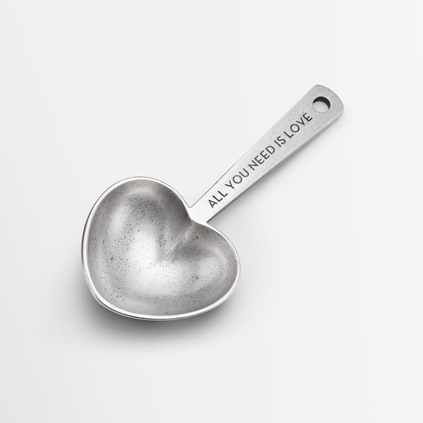 2 Tablespoon Heart Coffee Scoop