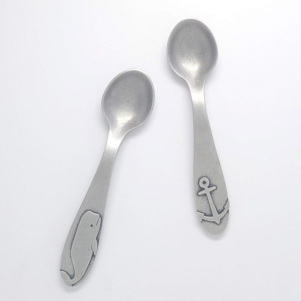 Nautical Baby Spoons