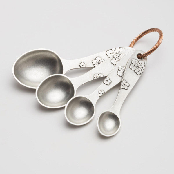 Cherry Blossom Measuring Spoons
