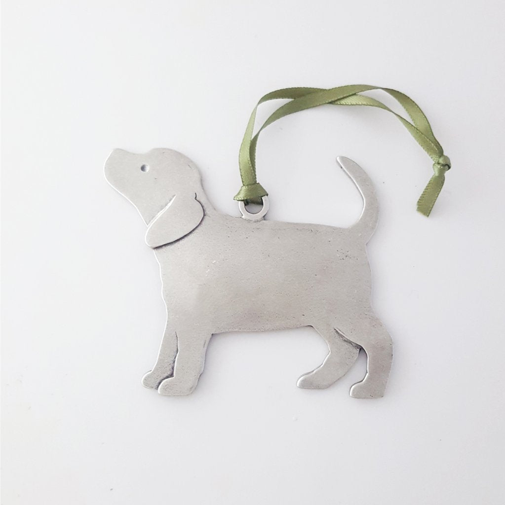 Puppy Holiday Ornament