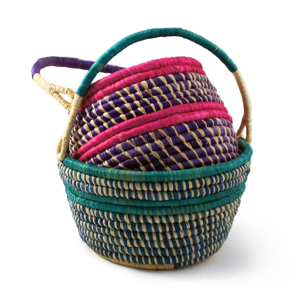 Grass Market Baskets