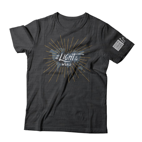 Be His Light Donation T-Shirt