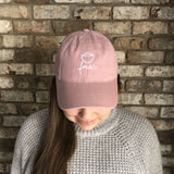 FMSC Dusty Rose Hat