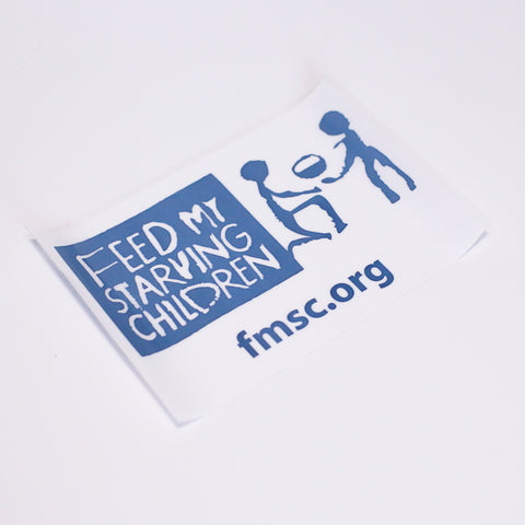 FMSC Logo Window Decal
