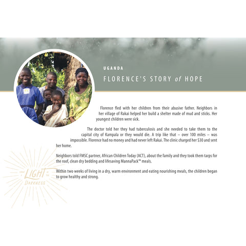 Story of Hope: Florence | Uganda