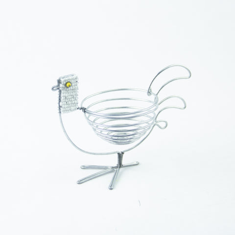 Wire Chicken Egg Holder