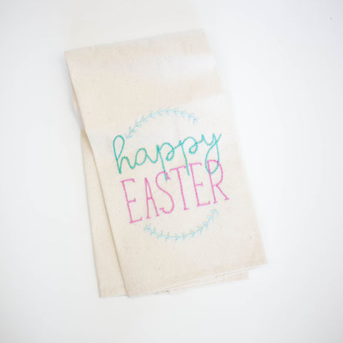 Easter Tea Towel