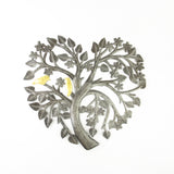 Love Birds Metal Art