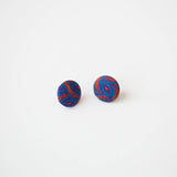 Fabric Earrings