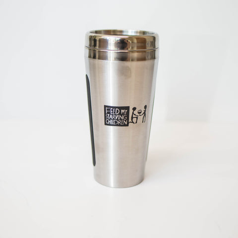 FMSC Coffee Tumbler - Black
